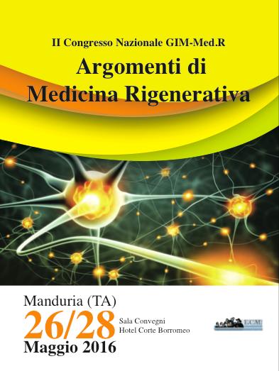 Argomenti di Medicina Rigenerativa